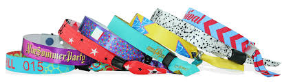 Why you should consider using wristbands for events